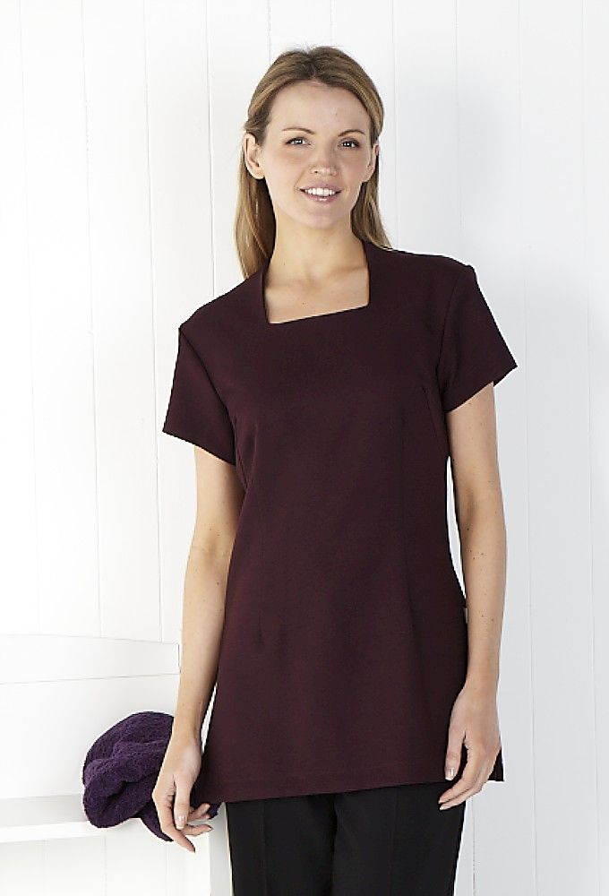 Square Neck Tunic
