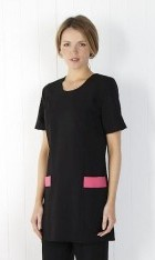 Longline Scoop Neck Tunic