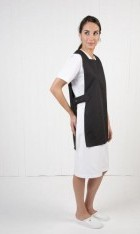 Square neck tabard