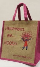 Hairdressers Are Good Bag