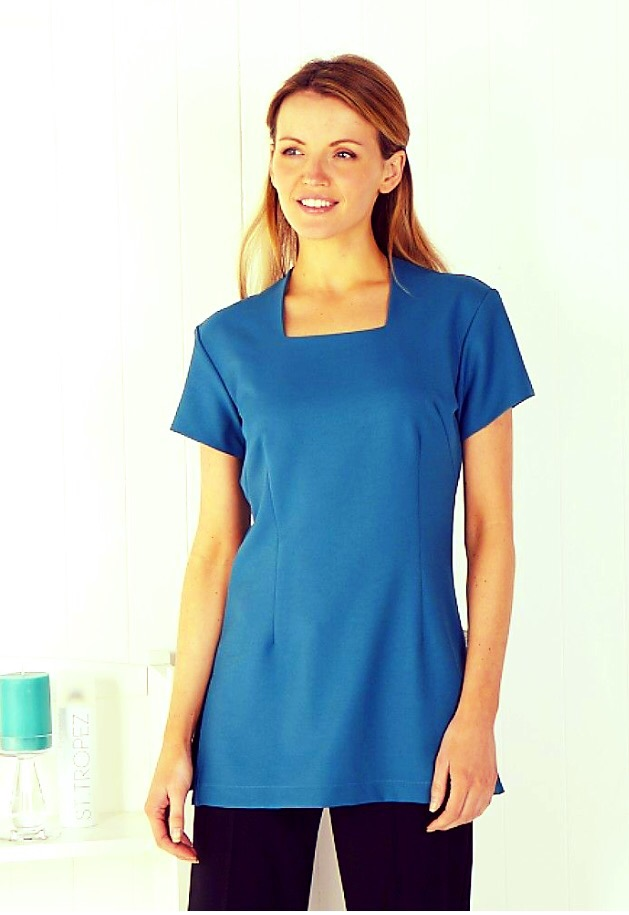 Square Neck Tunic ideal for embroidery