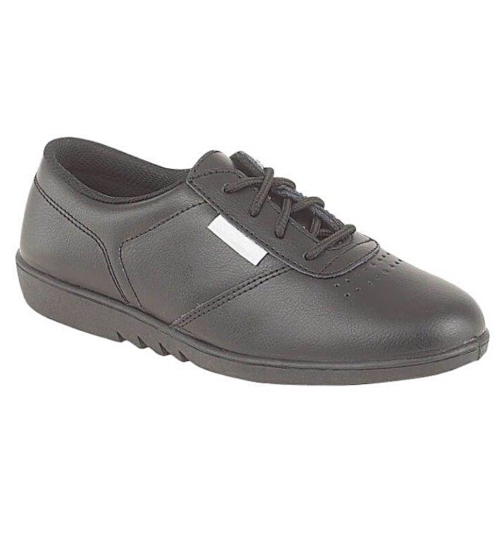 Intrigue Leather Lace Up Shoe